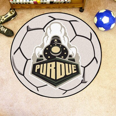 NCAA Purdue University Soccer Ball
