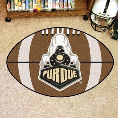NCAA Purdue University Football Doormat