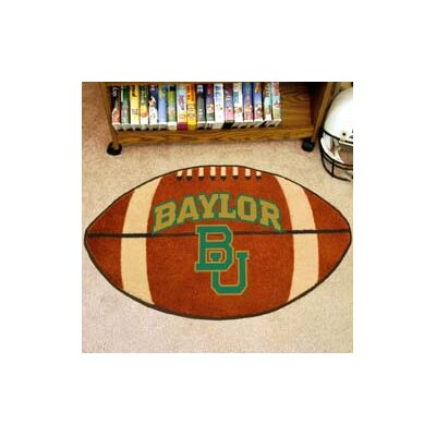 NCAA Baylor University Football Doormat
