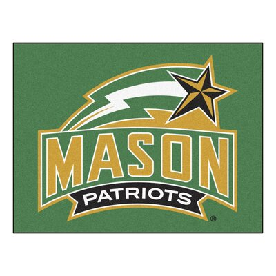NCAA George Mason University All Star Mat
