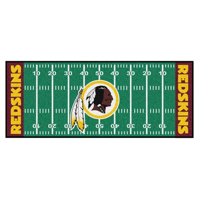 NFL - Washington Redskins Football Field Runner