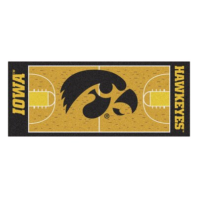 NCAA University of Iowa NCAA Basketball Runner