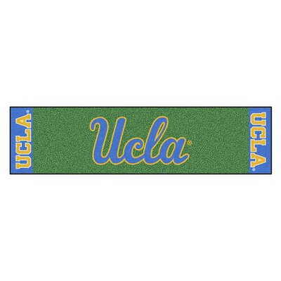 NCAA University of California - Los Angeles (UCLA) Putting Green Doormat