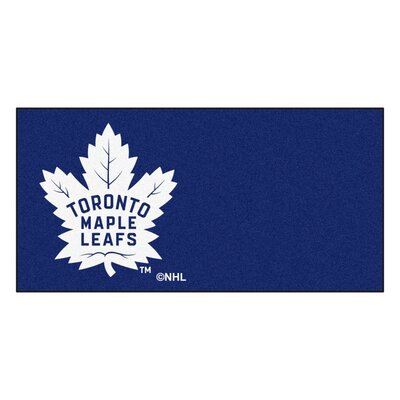 NHL - Chicago Blackhawks Team Carpet Tiles NHL Team: Toronto Maple Leafs
