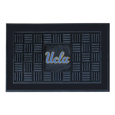 NCAA University of California - Los Angeles (UCLA) Medallion Door Mat