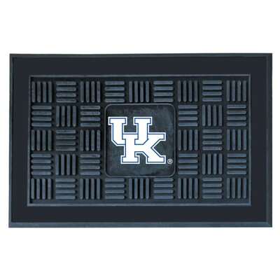 NCAA University of Kentucky Medallion Door Mat
