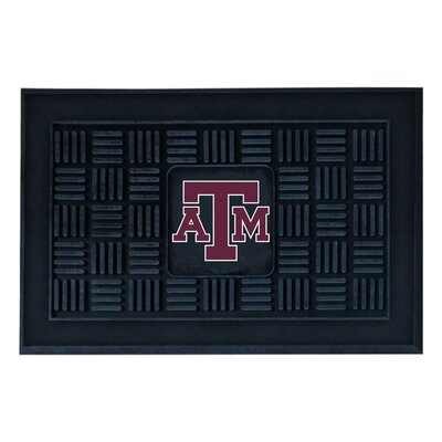 NCAA Texas A&M University Medallion Door Mat