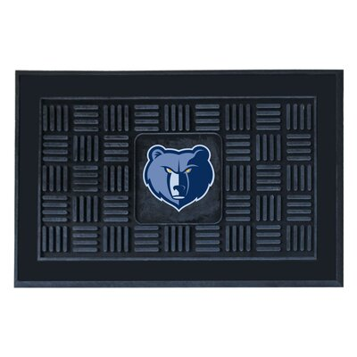 NBA - Memphis Grizzlies Medallion Doormat