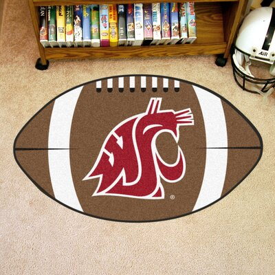 NCAA Washington State University Football Mat