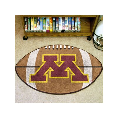 NCAA University of Minnesota Football Doormat