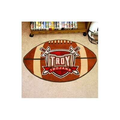 NCAA Troy University Football Doormat