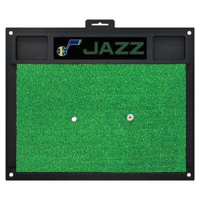 NBA Golf Hitting Doormat NBA Team: Utah Jazz