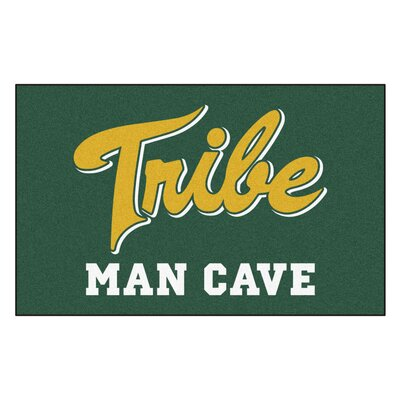 Collegiate NCAA NCAAlege of William and Mary Man Cave Doormat