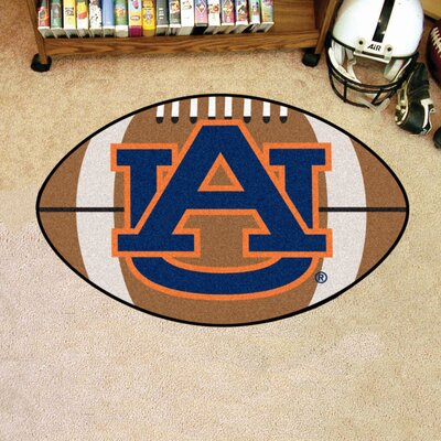 NCAA Auburn University Football Doormat