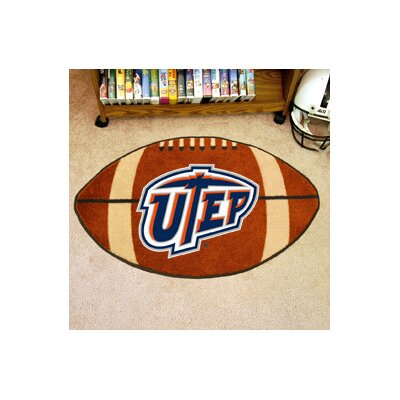 NCAA UTEP Football Doormat