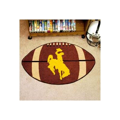 NCAA University of Wyoming Football Doormat