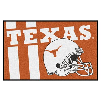 NCAA University of Texas Starter Mat