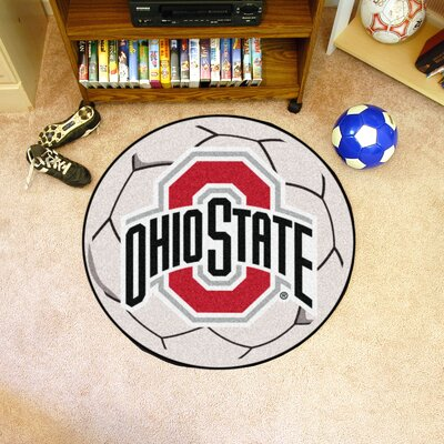 NCAA Ohio State University Soccer Ball