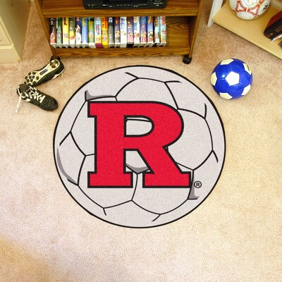 NCAA Rutgers University Soccer Ball