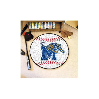 NCAA University of Memphis Baseball Mat