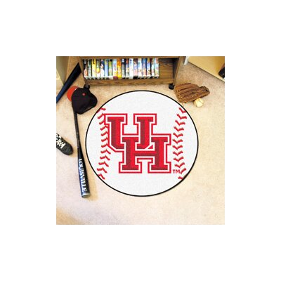 NCAA University of Houston Baseball Mat