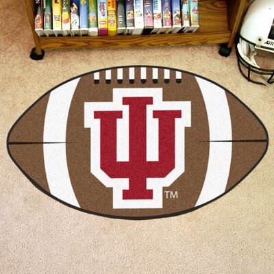 NCAA Indiana University Football Doormat