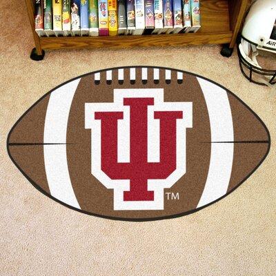 NCAA Indiana University Football Doormat