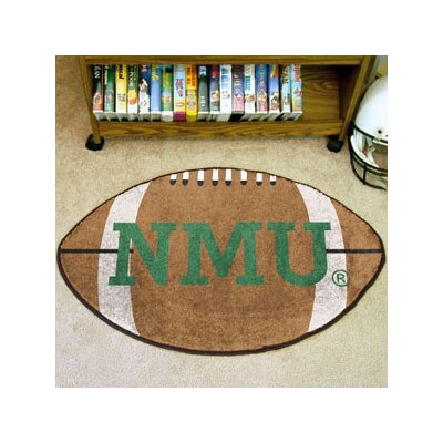 NCAA Northern Michigan University Football Doormat