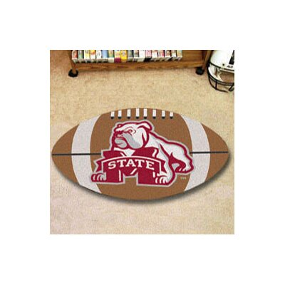 NCAA Mississippi State University Football Doormat