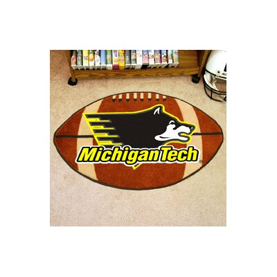 NCAA Michigan Tech Football Doormat