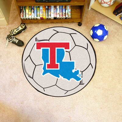 NCAA Louisiana Tech University Soccer Ball