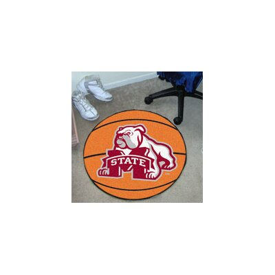 NCAA Mississippi State University Basketball Mat