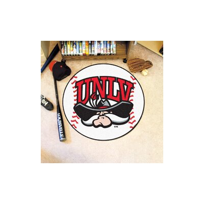 NCAA University of Nevada, Las Vegas (UNLV) Baseball Mat