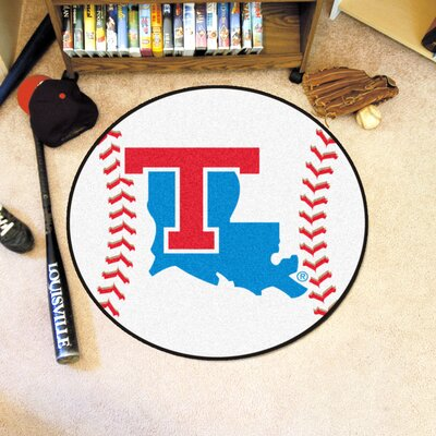 NCAA Louisiana Tech University Baseball Mat