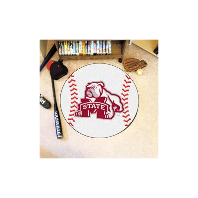 NCAA Mississippi State University Baseball Mat