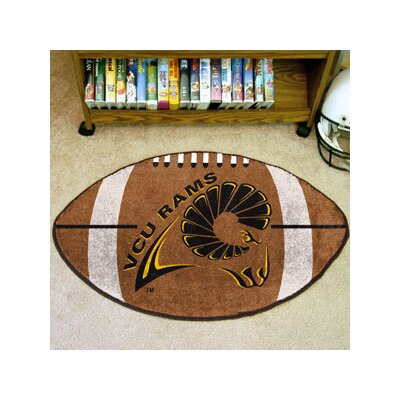 NCAA Virginia Commonwealth University Football Mat
