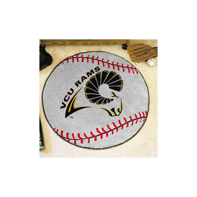 NCAA Virginia Commonwealth University Baseball Mat