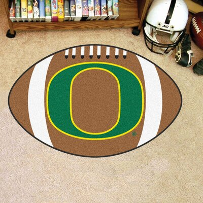 NCAA University of Oregon Football Doormat