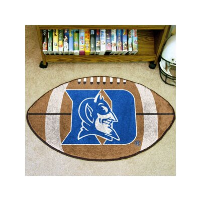 NCAA Duke University Football Doormat