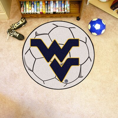 NCAA West Virginia University Soccer Ball