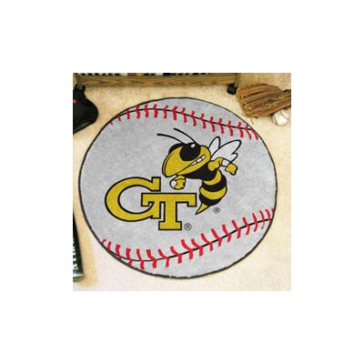NCAA Georgia Tech Baseball Mat