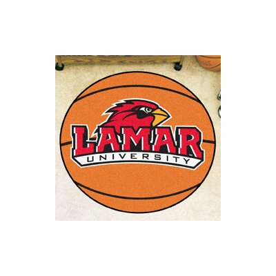 NCAA Lamar University Basketball Mat