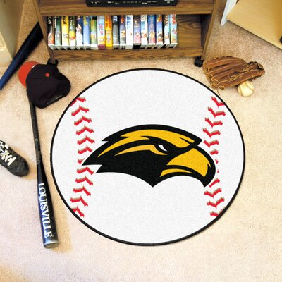NCAA University of Southern Mississippi Baseball Mat