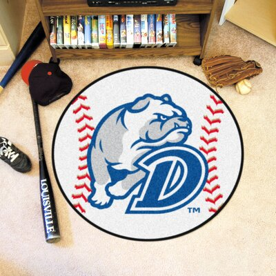 NCAA Drake University Baseball Mat