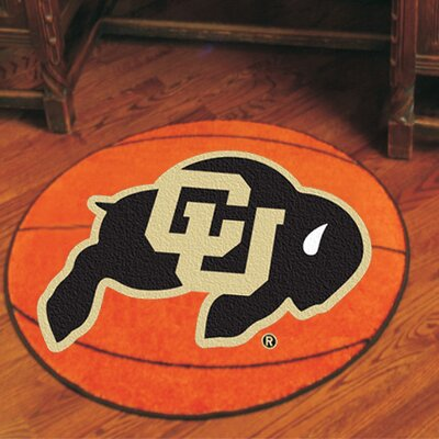 NCAA University of NCAAorado Basketball Mat