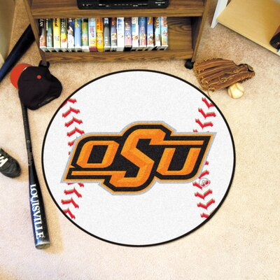 NCAA Oklahoma State University Baseball Mat