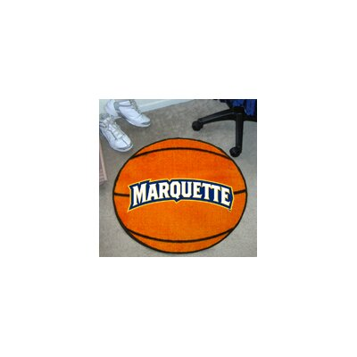 NCAA Marquette University Basketball Mat