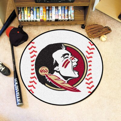 NCAA Florida State University Baseball Mat
