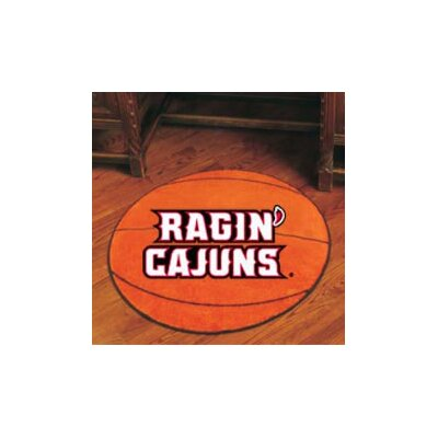 NCAA Louisiana-Lafayette Basketball Mat