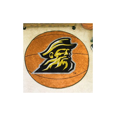 NCAA Appalachian State Basketball Mat